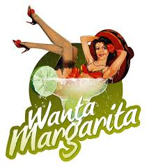 margarita pin up