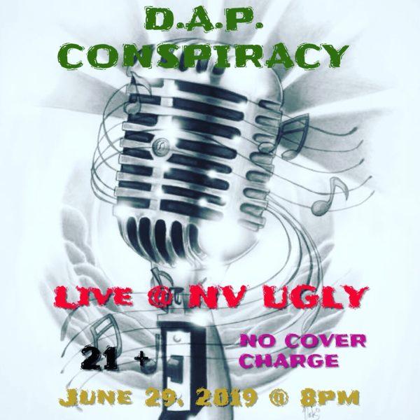 D.A.P. CONSPIRACY