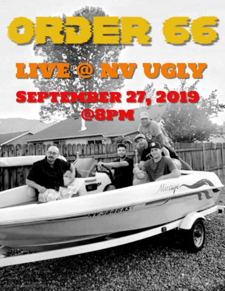 ORDER 66 Live